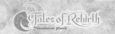 Logo Tales of Rebirth Translation Patch